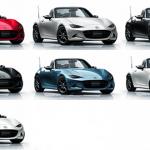 【画像】マツダ新型ロードスター(ND型)のカラーは7種類